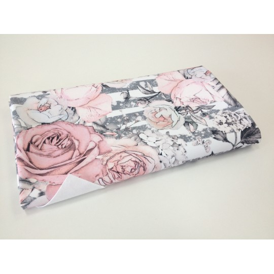 Romantic Rose - soft shell