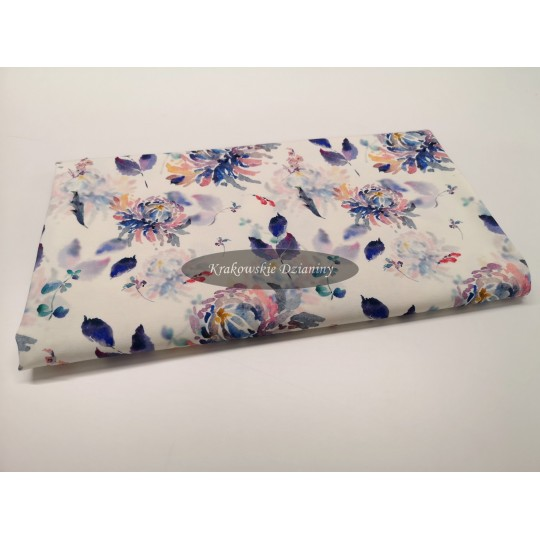 Abstract Flower - jersey