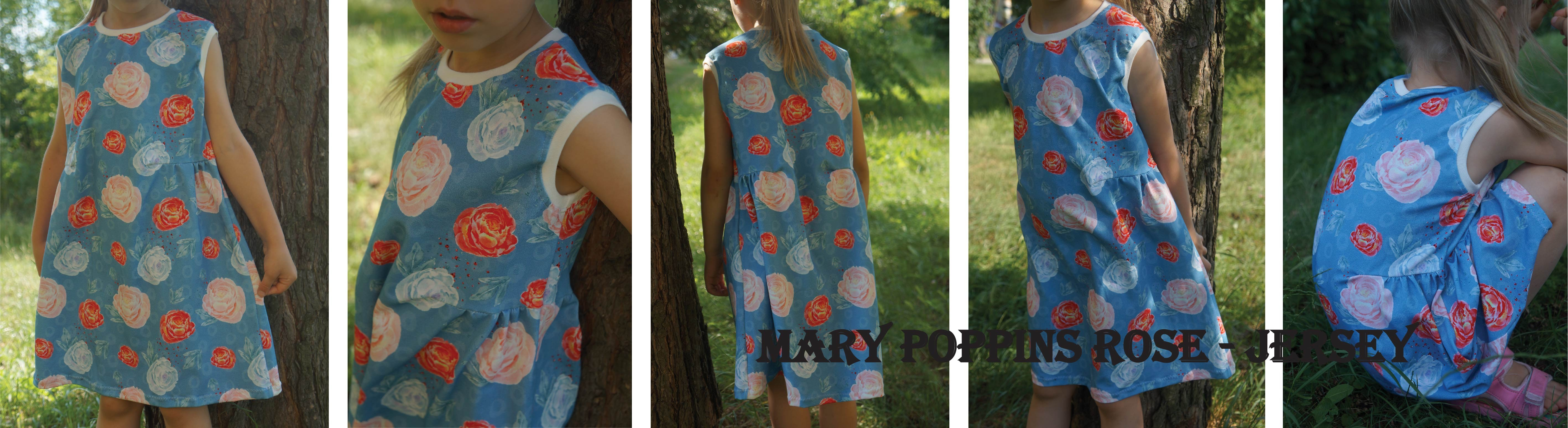 Mary Poppins Rose - jersey